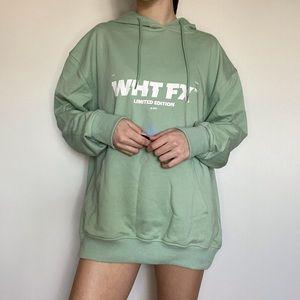 NWT White Fox Hit Refresh Hoodie